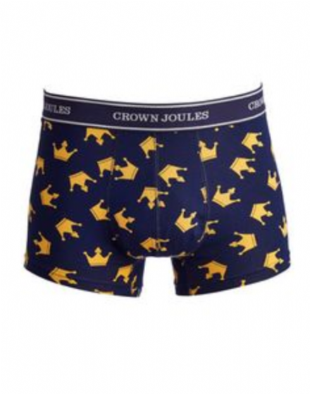 Mens Joules Crown Joules Large Boxer Shorts